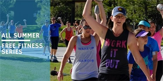 FREE SUMMER FITNESS SERIES AT THE AMPHITHEATER AT PHILIP S. MILLER PARK