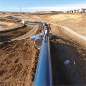 Outter Marker Road Pipeline